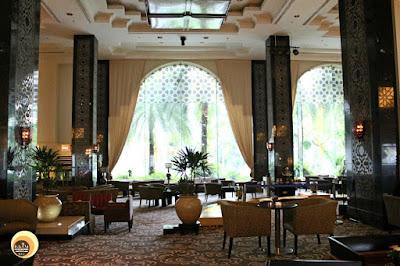 Songket Lounge, Hotel Istana, Kuala Lumpur City Centre