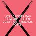 Los 20 posts más compartidos en 2013