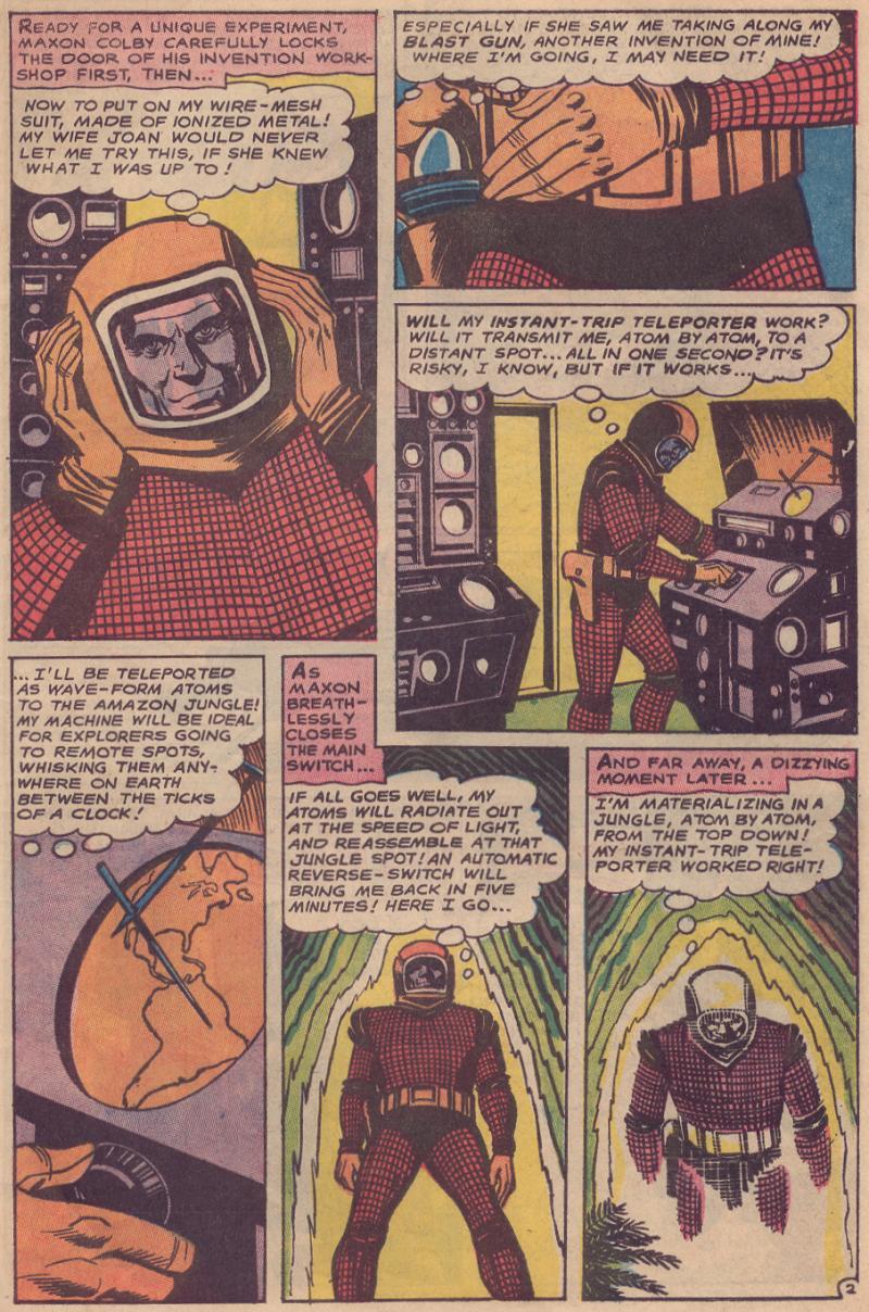 Strange Adventures (1950) issue 204 - Page 5