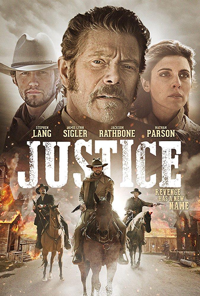 Justice [2017] [DVDR] [NTSC] [Subtitulado]