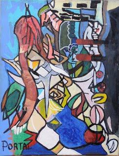 Dominique Portal Artiste No 25621