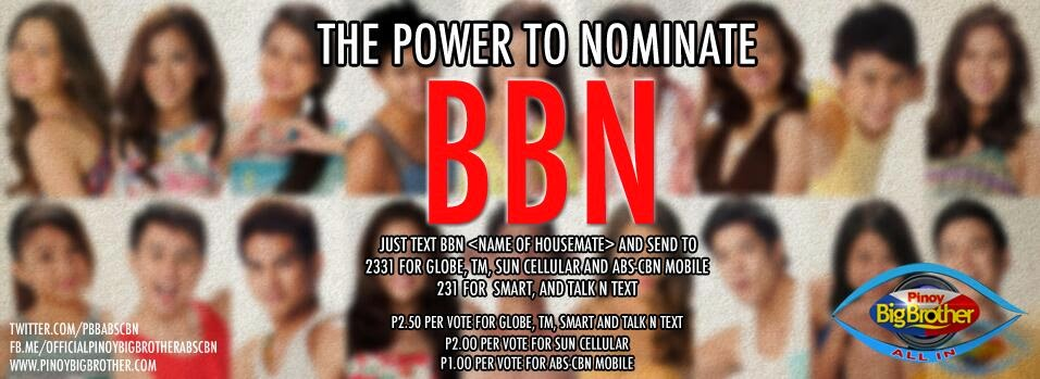 The Power to Nominate using BBN for PBB All In