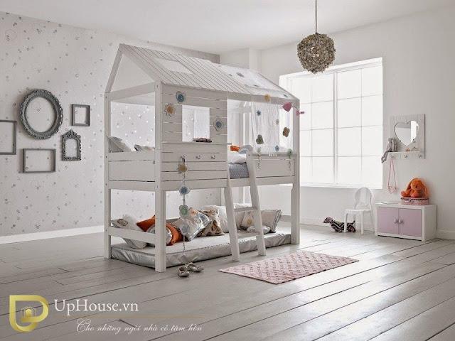 Mẫu giường tầng đẹp 07