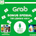 GRAB INDONESIA BAGI-BAGI THR