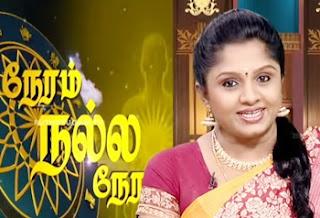 Neram Nalla Neram – Know your Astrology 17-05-2017 Puthuyugam Tv