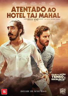 Atentado ao Hotel Taj Mahal - BDRip Dual Áudio