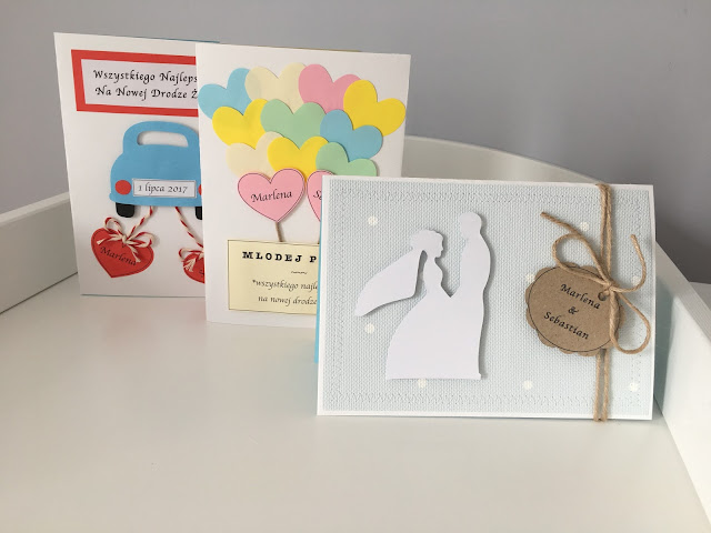 #143 kartki z życzeniami na ślub