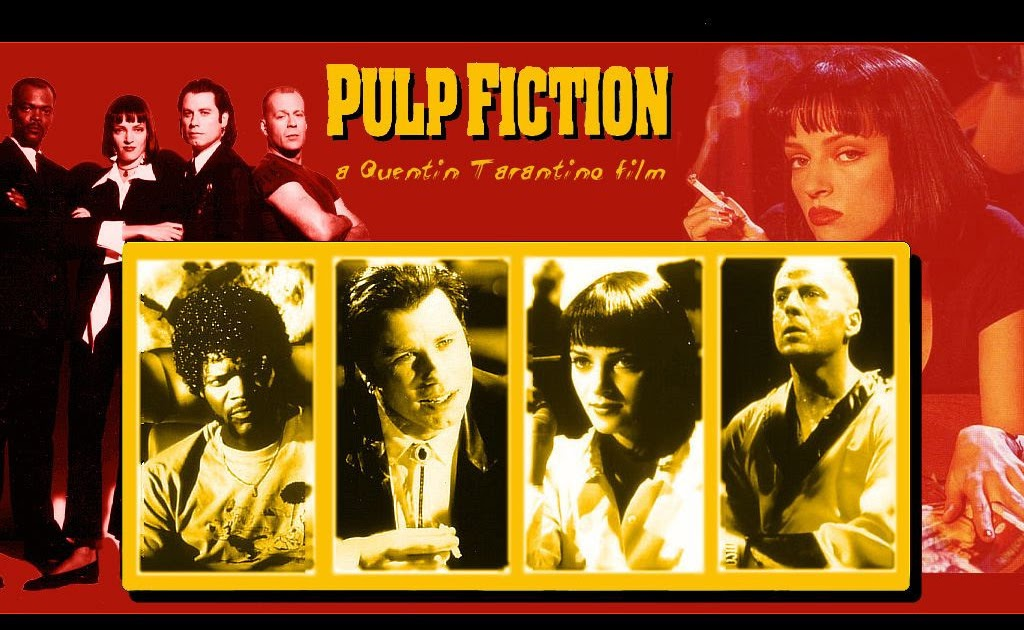 Passion For Movies Pulp Fiction