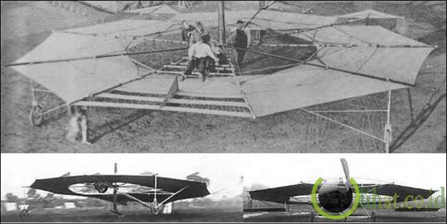 The Umbrella Plane (1911)
