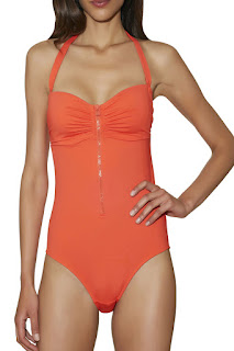 Aubade Trinidad Club Swimsuit in Sunset