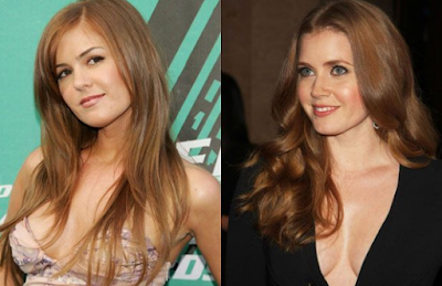 Isla Fisher & Amy Adams