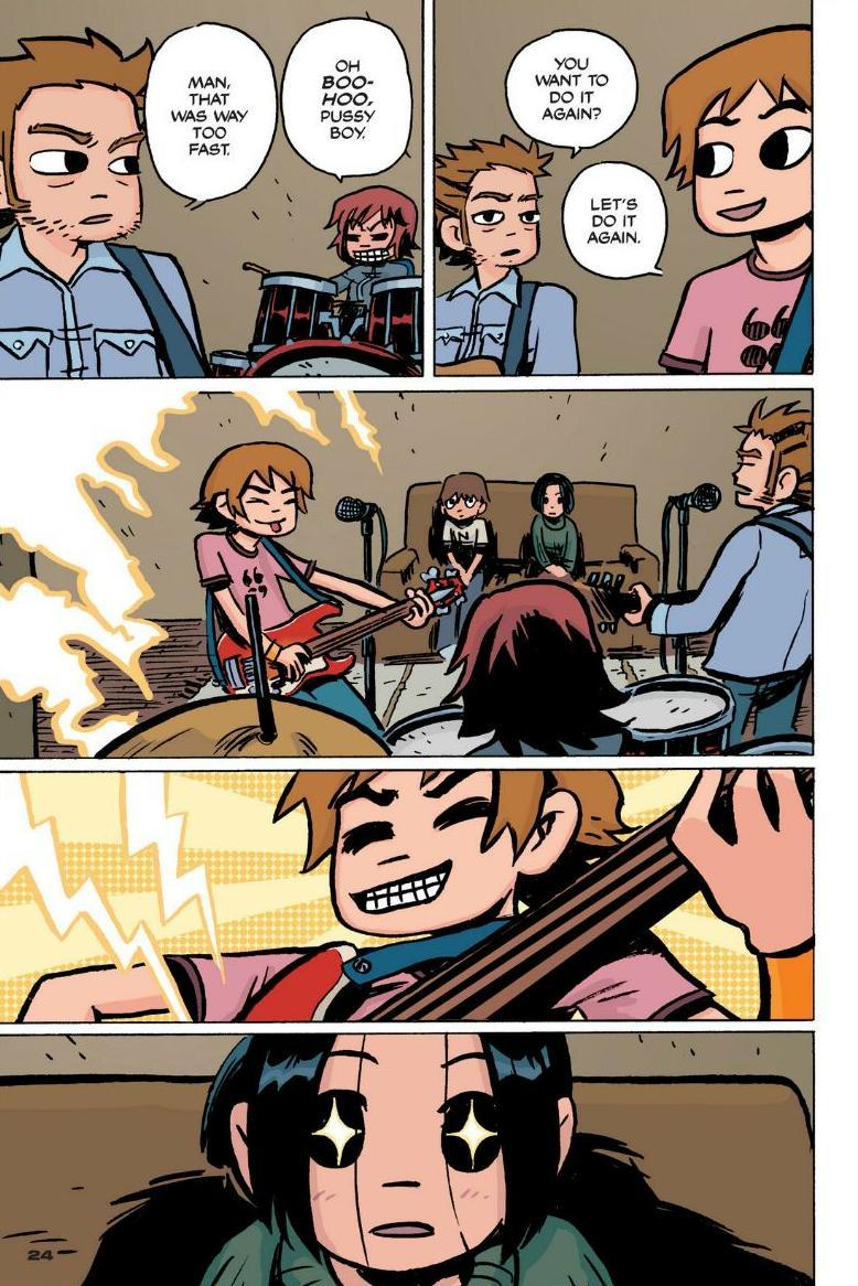 Read online Scott Pilgrim comic -  Issue #1 - 18