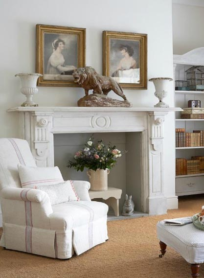 Country Style Chic Gustavian Grace