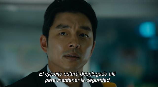Estación Zombie 2016 HD 720p Español Latino cap 1