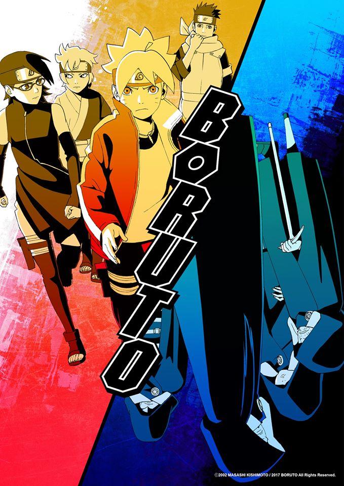 Boruto Naruto Thế Hệ Tiếp Theo - Naruto Next Generations (2020)