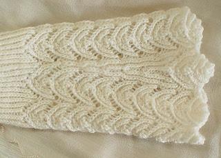 winter wedding gloves fingerless mitts or glove pattern