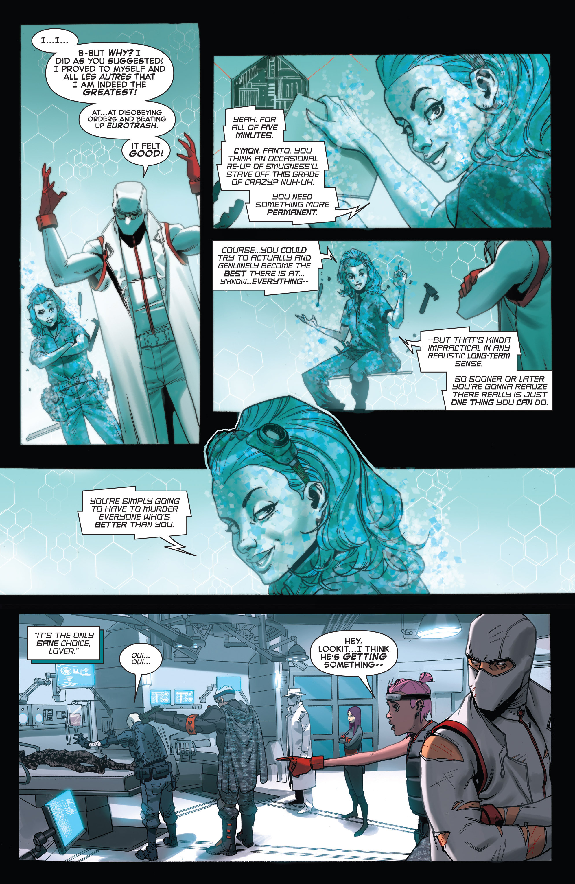 Read online X-Force (2014) comic -  Issue #4 - 21