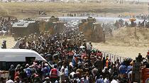 Η Τουρκία πυροβολεί τους πρόσφυγες από τη Συρία