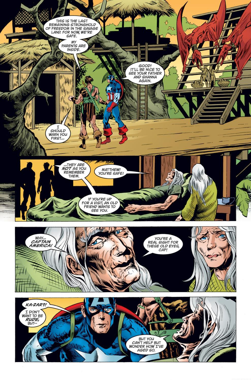 Captain America (1998) Issue #29 #35 - English 9