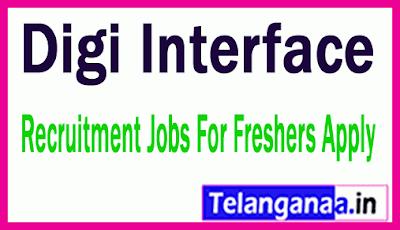 Digi Interface Recruitment Jobs For Freshers Apply