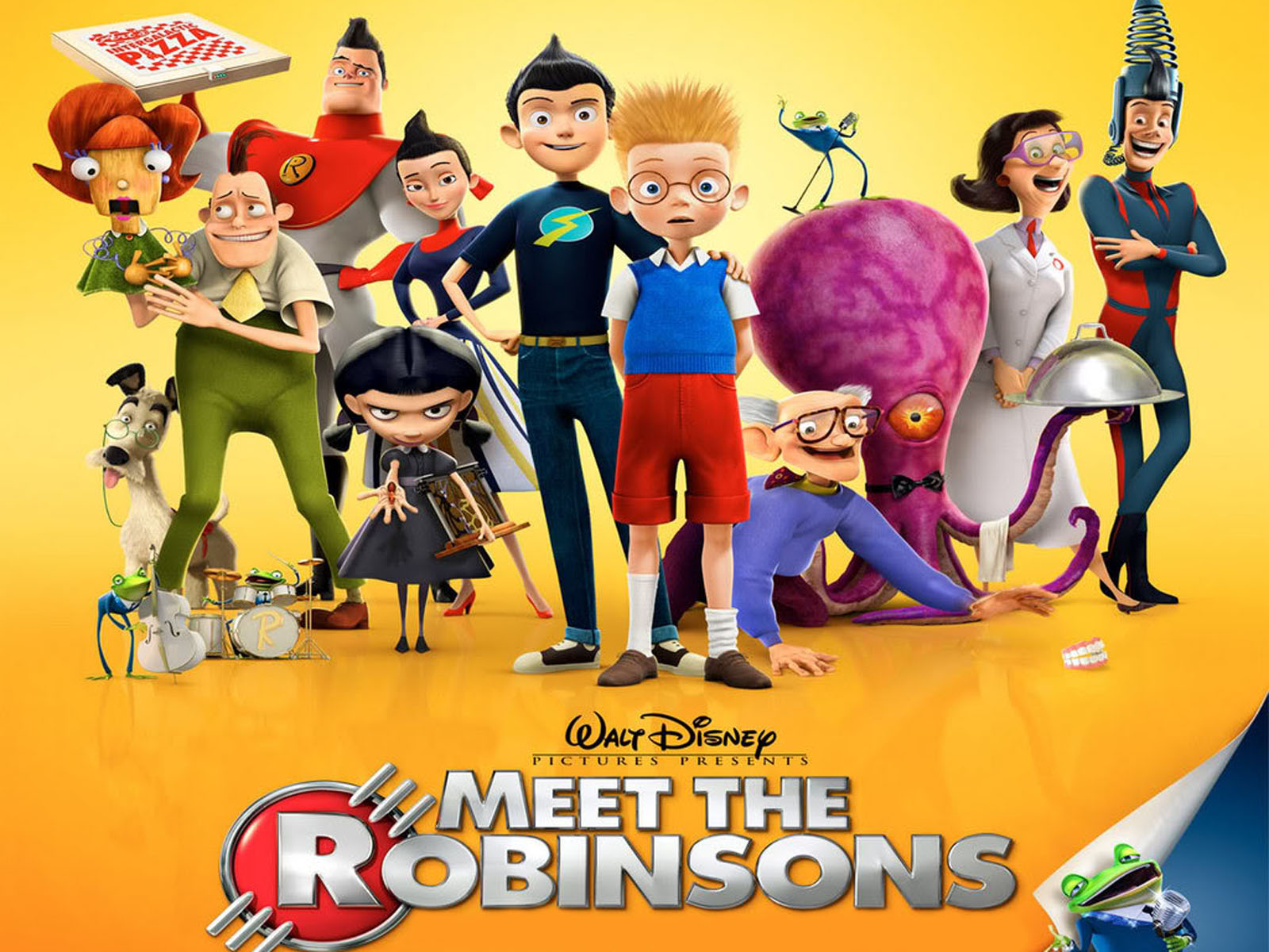 meet the robinsons pics