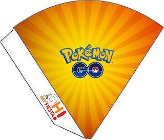 Pokemon Go: Para conos = cucuruchos.