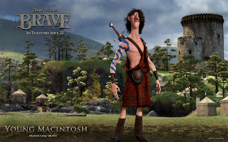 Brave 2012 Movie Character Young Machintosh HD Wallpaper
