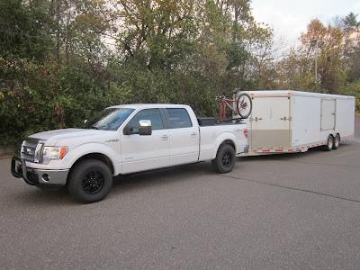 ford triple cab pick up autos post. Black Bedroom Furniture Sets. Home Design Ideas