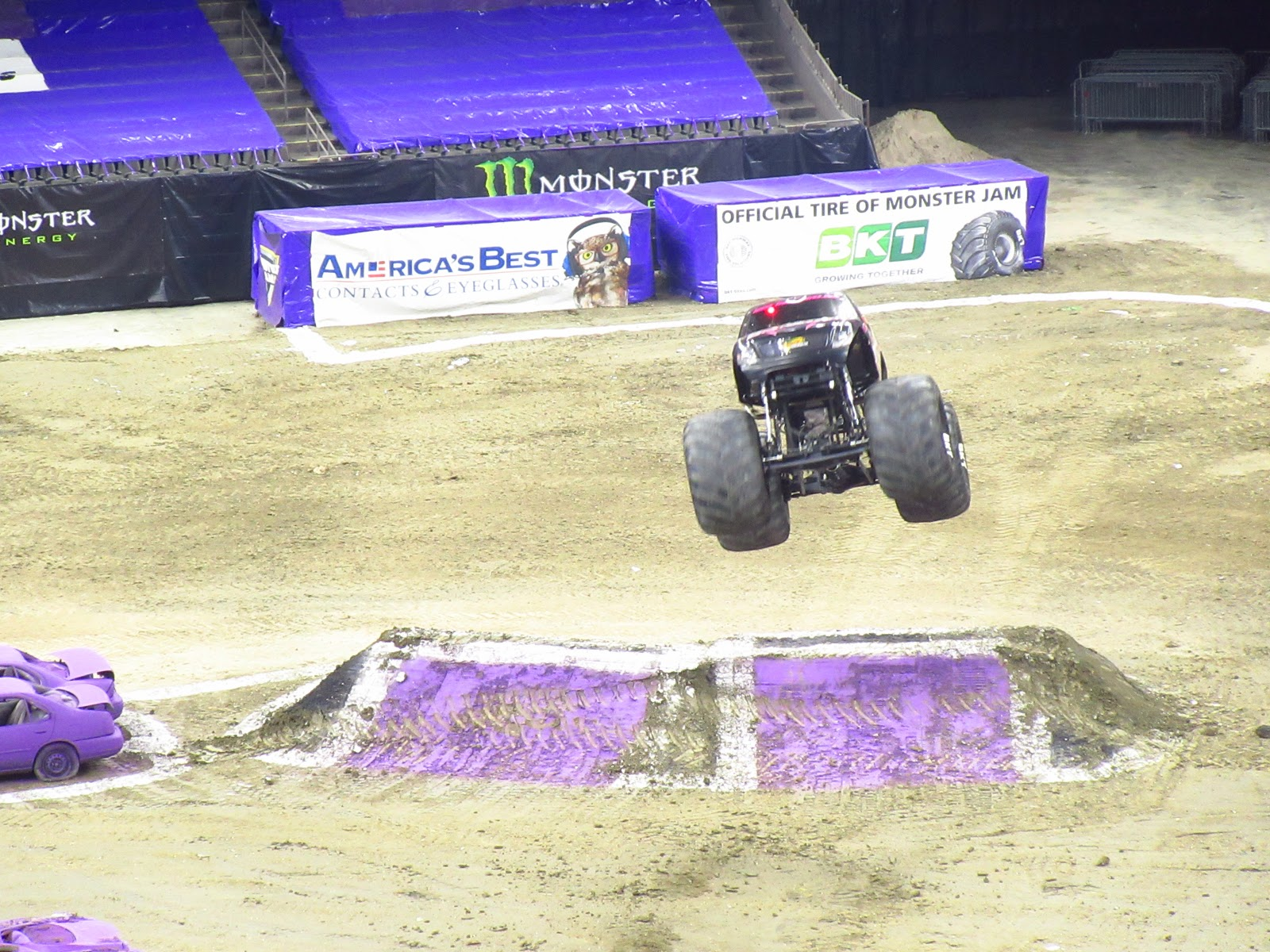 Greetings from Guatemala: New Orleans Monster Jam 2018