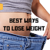 Best Ways To Lose Weight Fast in a Month - Top 5