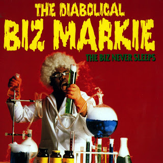 Biz Markie - The Biz Never Sleeps (1996 Reissue)