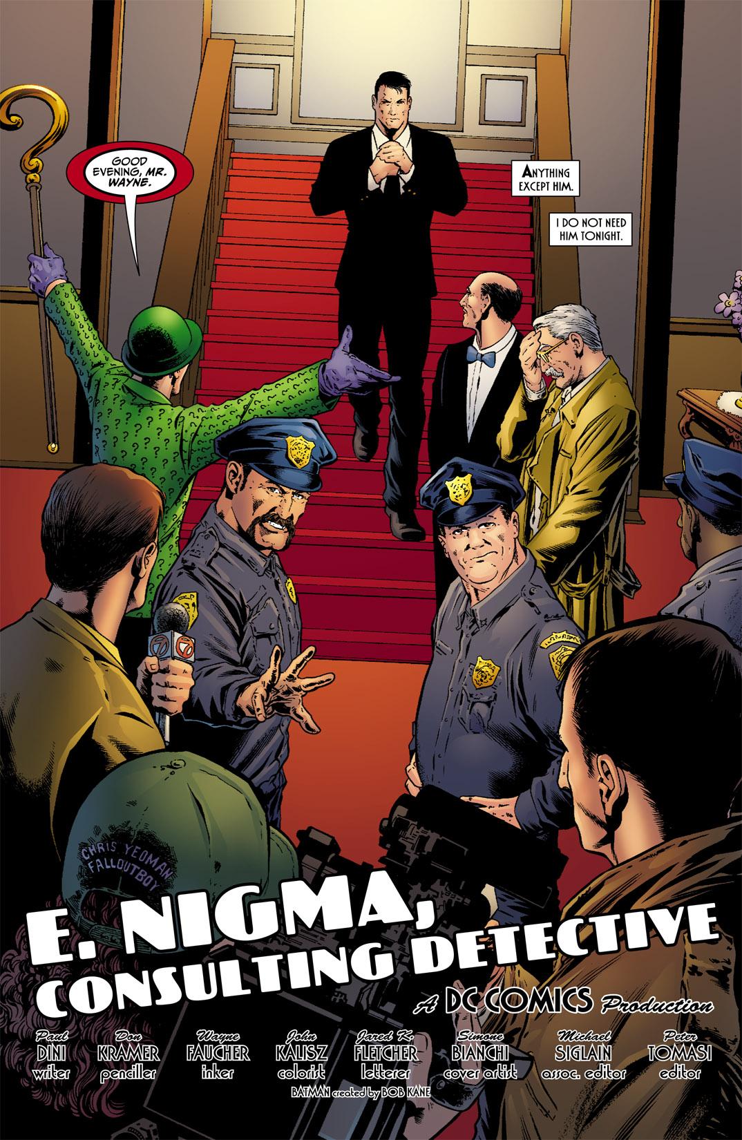 Detective Comics (1937) 822 Page 2