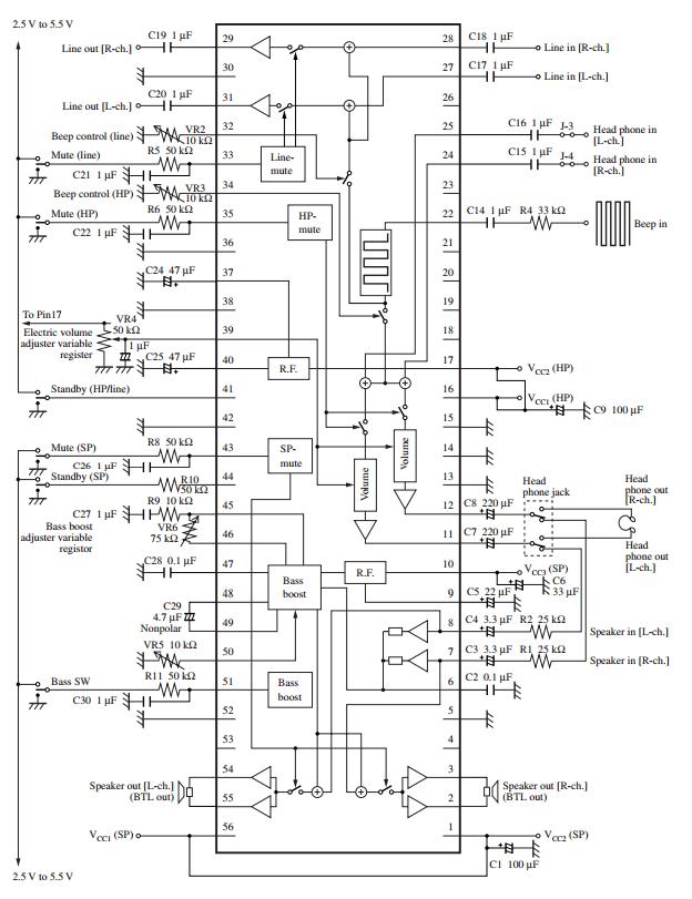 Bikin Oscilloscope Pakai Laptop besides NTAwdy1zbXBzLWNpcmN1aXQtc2NoZW1hdGljcw besides  moreover Product product id 968 additionally Rangkaian  lifier Sederhana 8 Watt. on pc volume amplifier