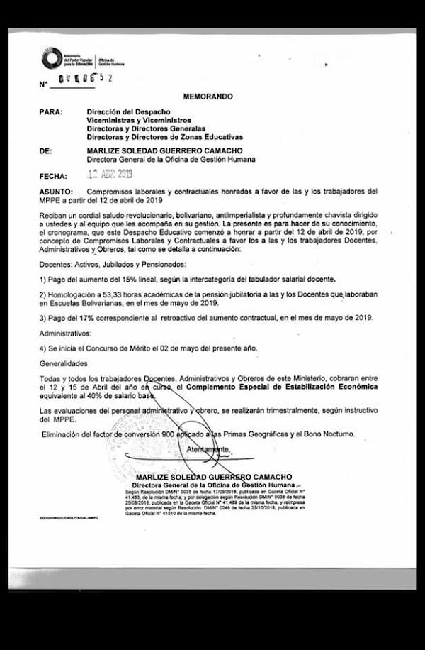 PARA PROCESOS DE EVALUACIONES Y CONCURSOS (DE MÉRITOS) AL FUNCIONARIO DEBERÁN ESTAR REGISTRADOS EN SISTEMA DE AUTO GESTIÓN AL TRABAJADOR