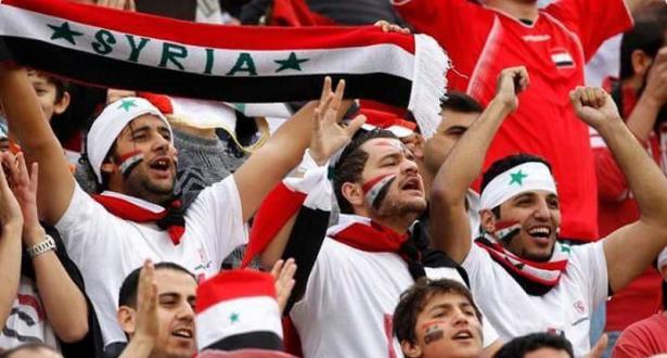 مونديال 2018 .. سوريا قريبة من تحقيق إنجاز تاريخي أقرب إلى المعجزة