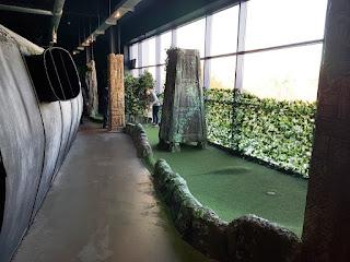 Gravitee Adventure Golf in Oxford