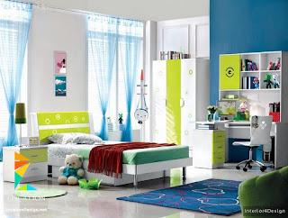 Modern Children's Rooms 51