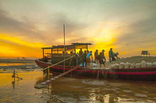 Chùm ảnh đẹp về bãi biển Đồng Châu Thái Bình Phần 1-7