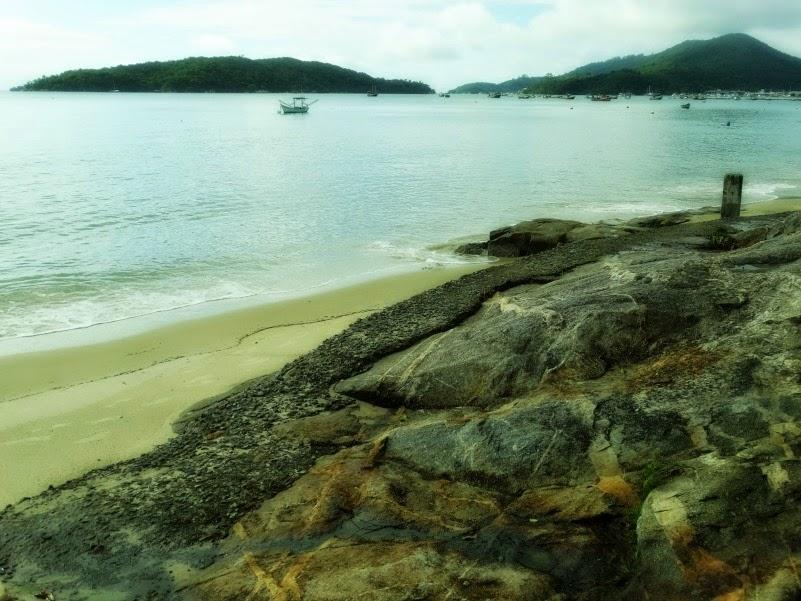 Panelas dos Bugres, Praia de Porto Belo