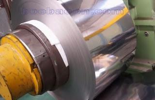 Inox 304 dày 0.25mm, 0.3mm, 0.5 mm, 1mm