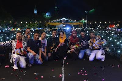 Majukan Waktu Pesta Kembang Api Mendahului Countdown, Cara Unik Trenggalek Rayakan Pergantian Tahun