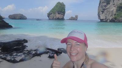 Secret Bay Phi Phi Island