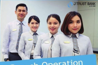 Lowongan Kerja di J TRUST BANK - Branch Operation Development Program