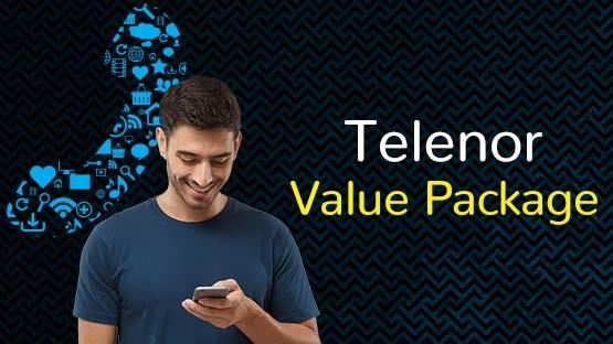 telenor value package for talkshawk users