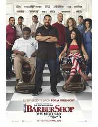 Barbershop The Next Cut 2016 Full Movies Download 300MB