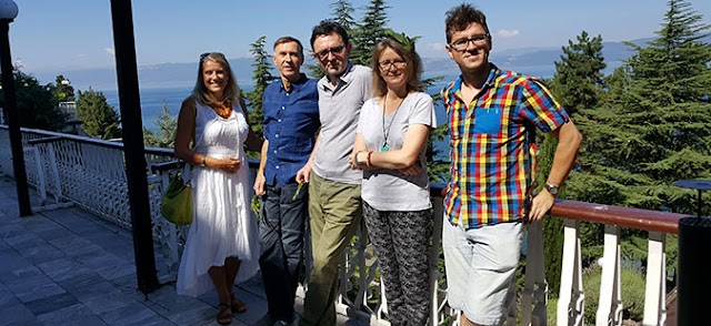 Polish journalists report on the Macedonian tourism offer