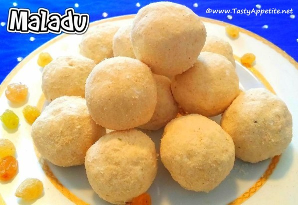 roasted gram ladoo
