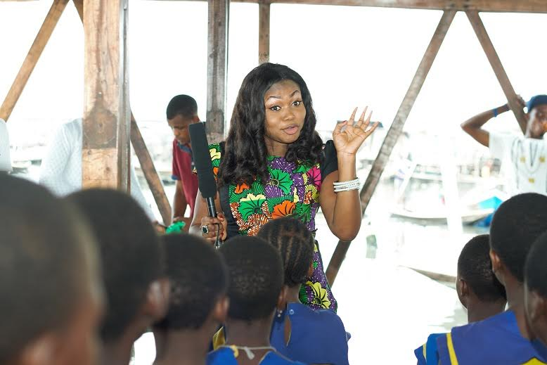 Image result for ruth kadiri celebrates her daughter with whanyinna school