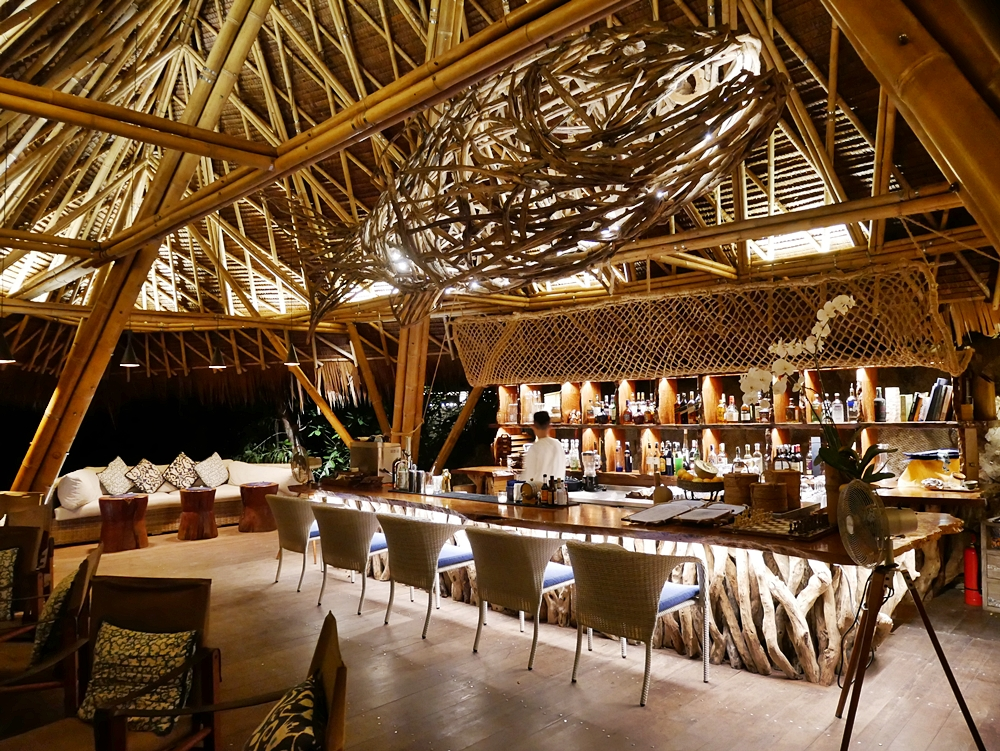 HAUTE CUISINE AT BAWAH RESERVE PRIVATE ISLAND
