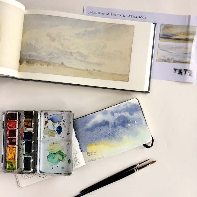 sketchbooks, Sketchbook Conversations, Zoya Makarova